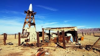 Serial killer's torture shack - abandoned in the desert