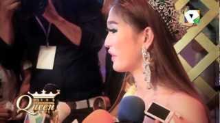 Miss International Queen 2012, Pattaya Ladyboy Beauty Contest (Winner interview: Kevin Balot)
