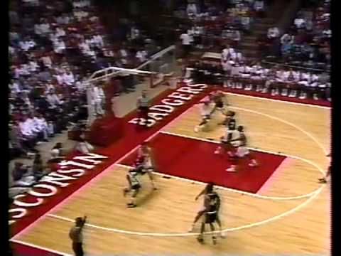 UWM Classic: Milwaukee Defeats Wisconsin in 1992