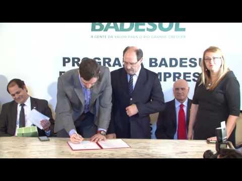 Badesul lança programa para ampliar competitividade de pequenas empresas