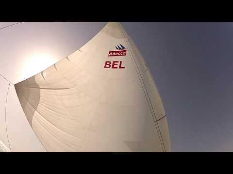 Sailing the Mediterranean Sea