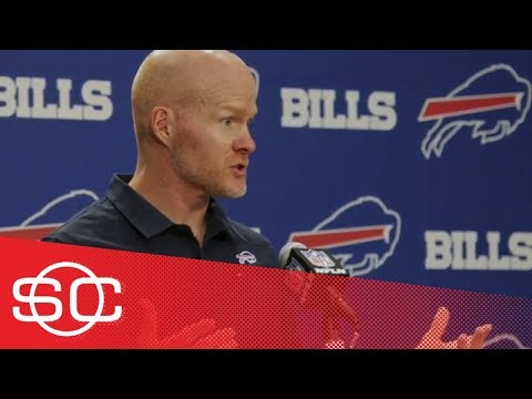 The Bills 'are primed to move up in this draft' | SportsCenter | ESPN