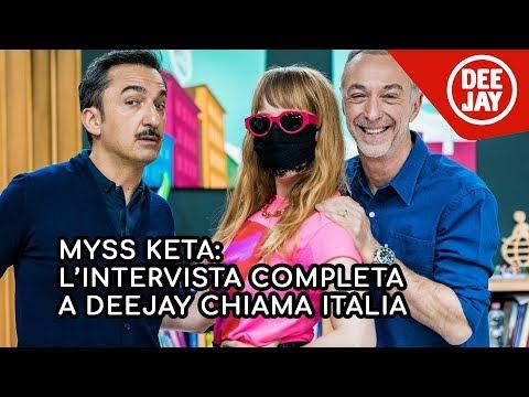 MYSS KETA: L'intervista completa a Radio Deejay