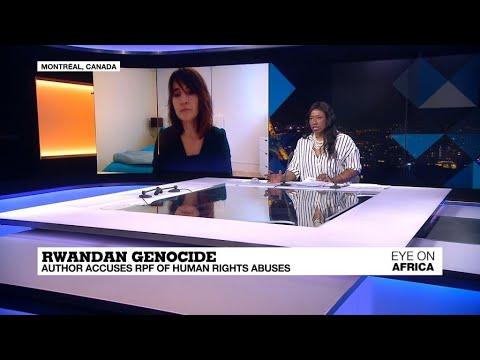 Rwandan genocide: Journalist Judi Rever accuses Tutsis of slaughtering Hutus