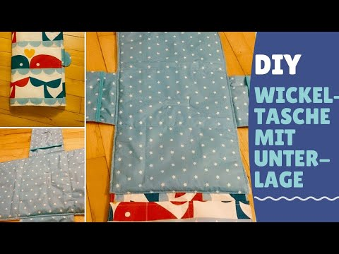 0 - Wickeltasche DIY - Das Wickel-Wrap to go