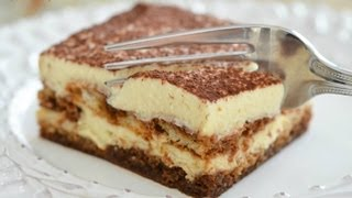 Italian Tiramisu Recipe - Easy Makeahead Dessert With Espresso And Mascarpone