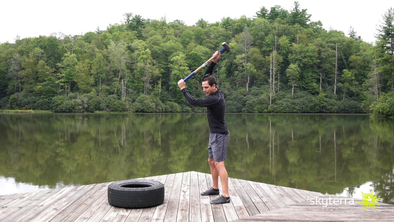 The Dock at Lake Catatoga: Take Your Fitness Outdoors