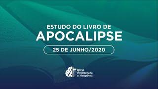 Estudo Bíblico #01 - Estudo do Apocalipse - 25/06/2020