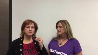 Trish Carr and Nancy Matthews testimonial