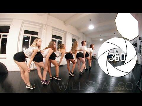 360 Dance Girl