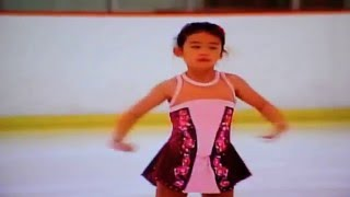 Katherine Ong East West Ice Palace California Figure Skating Spring Show April 1, 2012
