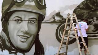Safe Driving Street Art Convention, Autodromo Varano 2015
