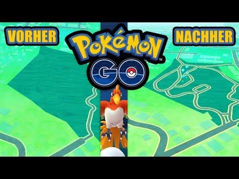 Karten-Update: Open Street Map und Google Maps | Pokémon GO Deutsch #495
