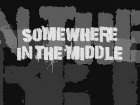 dishwalla - somewhere in the middle lyrics