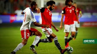 Football: Salah goals take Egypt to 2018 World Cup