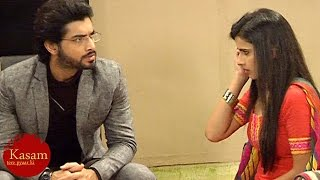 Kasam Tere Pyaar Ki 6th September 2016 EPISODE | Rishi FRUSTRATED from Tanuja