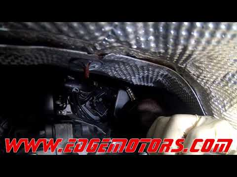 Audi S4 B8.5 Clutch Disc and Pressure Plate Replacement DIY by Edge Motors Part 2
