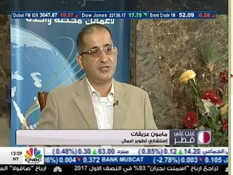 The impact on development of Qatar future permanent residency law, Mamoun Alereigat, CNBC Interview