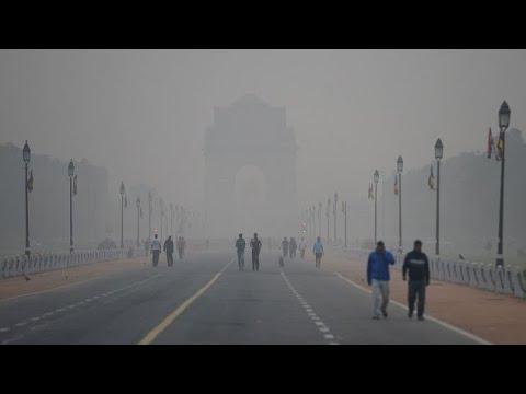 Delhi smog: Parking fees hiked by 4 times to curb problem