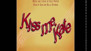 """So in Love"" from Kiss Me, Kate by Cole Porter"