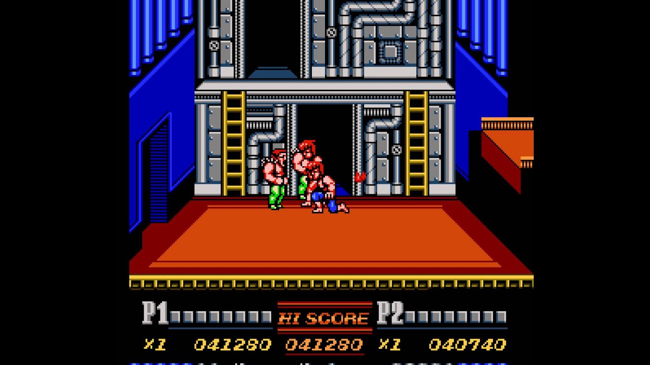 TAS] NES Double Dragon II: The Revenge