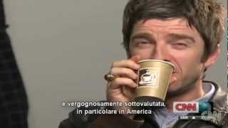 Noel Gallagher on quitting drugs and Oasis fame in the US (sottotitoli ITA)