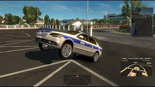 ets2: Police Car Bug Spawn!