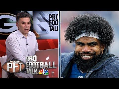 Ezekiel Elliott, Dallas Cowboys finally agree to new deal | Pro Football Talk | NBC Sports