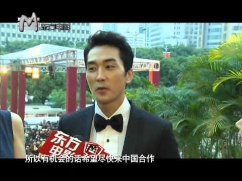 140614 Rain @ The 17th Shanghai International Film Festival