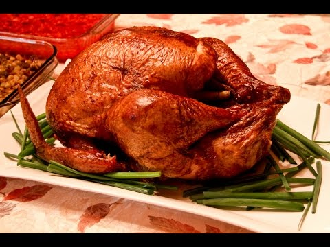 How To Cook Turkey In The Oven For Thanksgiving