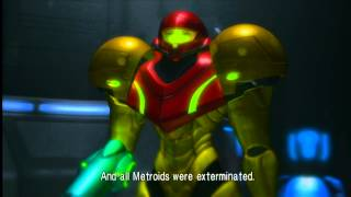 Metroid Other M 100% Walkthrough part 1, 720p HD (NO COMMENTARY)