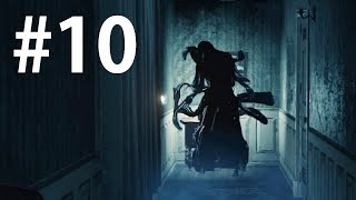 The Evil Within 2 🧠 Part 10 🧠 Freezing Ghost Lady
