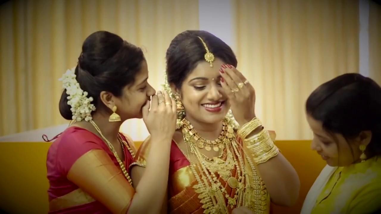 Shimna Nithin Hindu Wedding Highlights 2017 Youtube