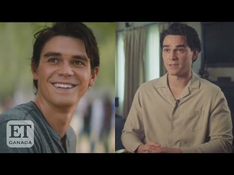 KJ Apa Says 'I Still Believe' Is The Most Important Project He's Done