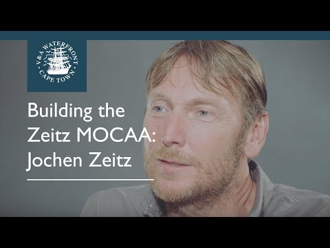 Building the Zeitz MOCCA | V&A Waterfront