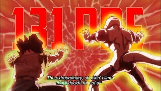 Dragon Ball Super Episode 131 Preview: THE FINAL EPISODE HD (English Subbed)