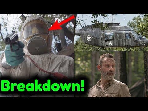 Fear the Walking Dead Season 5 'Rick Helicopter Group Origin Story' Trailer Breakdown!