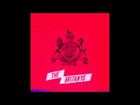 The Britanys- Five A Side EP