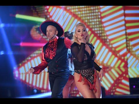 """María Eugenia Ritó, Muscari y Noelia Marzol bailaron al ritmo de """"La Máscara"""""""