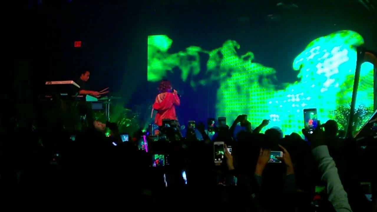 Download Jhene Aiko - Sativa ('Trip' the Tour 2017, Atlanta, GA)