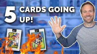 TOP 5 SPORTS CARDS ON FIRE 🔥Bowman, Topps Project 2020 & MORE!