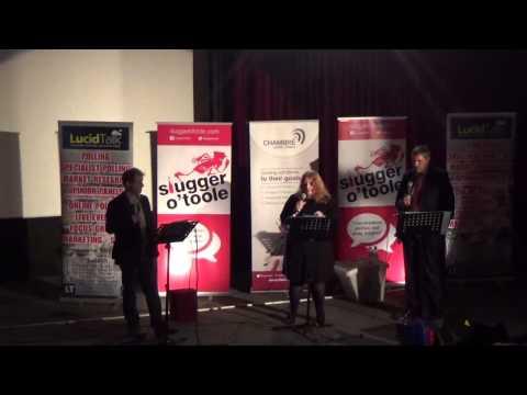 Naomi Long And Gavin Robinson Debate