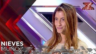 Nieves se ha tragado a Shakira, Anastacia y una rana   Audic...