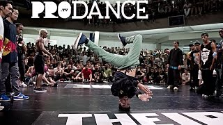 IBE 2012 - All Battles All - Red Bull BC One All Stars Vs. Team France