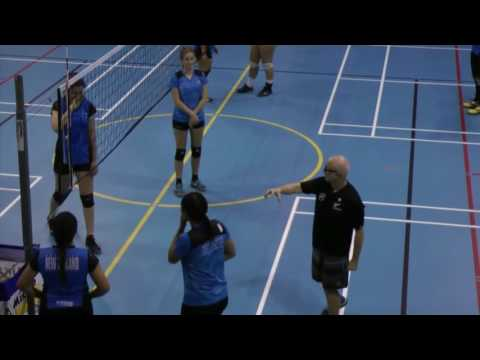 Volleyball New Zealand Coaching - Teaching and Training Discussion