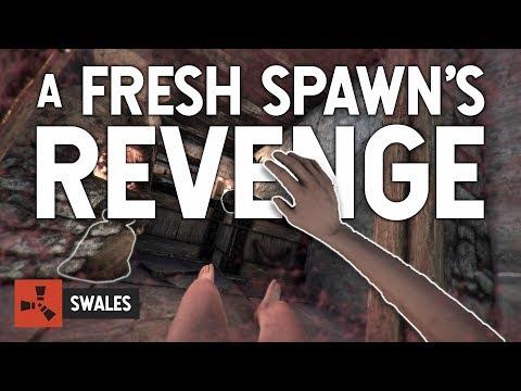 A FRESH SPAWNS REVENGE - RUST thumbnail