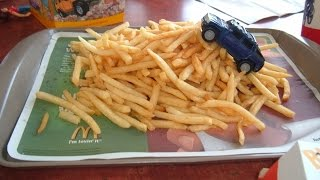 All-You-Can-Eat French Fries Might Be Key To A Less Boring McDonald s - Newsy