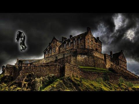 Město S Největším Výskytem Paranormálních Jevů V Evropě - Edinburg