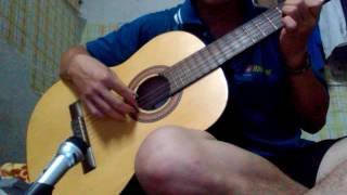 One in a million - Bosson intro and strumming tutorial