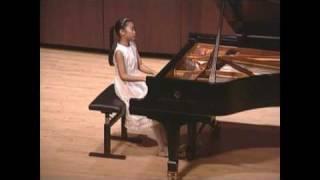 Tiffany Poon 10 Debussy Claire De Lune